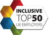 Inclusive Top 50 Logo
